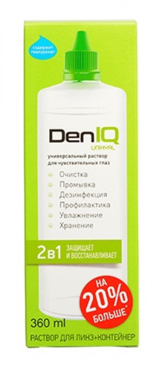 DenIQ Unihyal 360 мл.